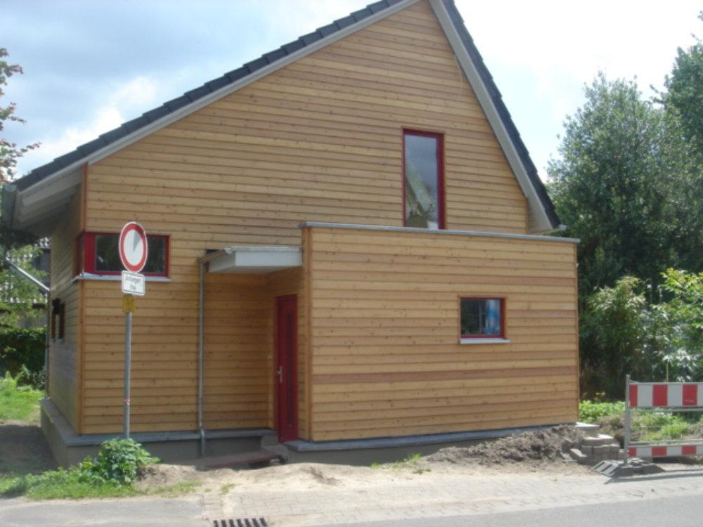 Fassadengestaltung holz  Fassadengestaltung – wind holzbau